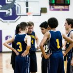 Boys Junior Varsity Basketball beats Sedona Red Rock 64 – 48