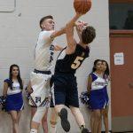 Boys Varsity Basketball falls to Sedona Red Rock 72 – 47