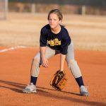 Girls Middle School Softball beats Veritas Preparatory Academy 7 – 4