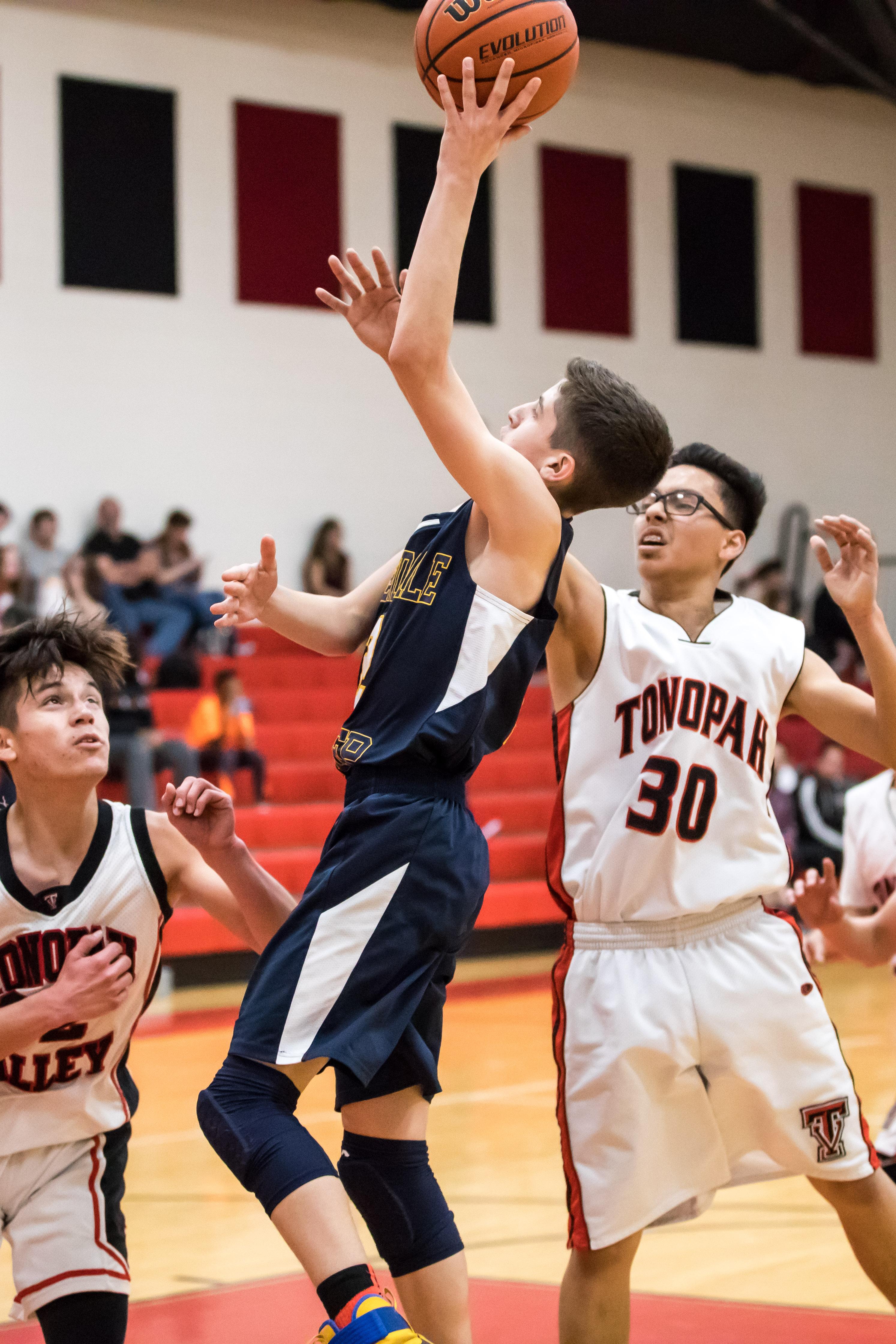 Basketball James-0169