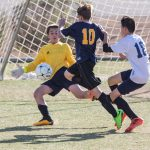 Boys Middle School Soccer falls to Scottsdale Preparatory Academy 4 – 3
