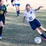 Girls Middle School Soccer falls to Maryvale Preparatory Academy 6 – 1
