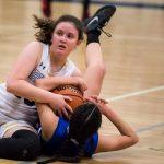 Varsity Girls Basketball vs Northland 2 6 18