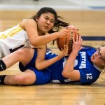Girls Varsity Basketball beats Northland Preparatory Academy 57 – 13