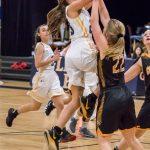 Varsity Girls Basketball vs ALA 2 13 18