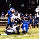 Varsity Football against Camp Verde HS 9/28