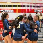 Women's Varsity Volleyball vs Chandler Prep 9/6/18