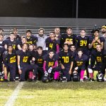Homecoming and Senior Night Varsity Football