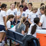 Varsity Women's Soccer v Veritas 12 10 18