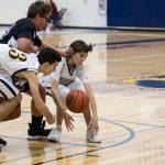 JV Men's Basketball v Sedona 1 8 19