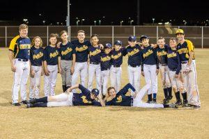 MS Baseball v Arete 1 30 19 Playoffs