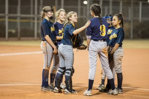 MS Softball v Lincoln – Playoffs –