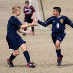 MS Boys Soccer A v Trivium 2 2 19