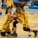 Varsity Women's Basketball v Camp Verde 2 8 19