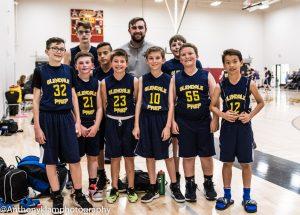 MS Boys Basketball B v North Phx 3 8 19