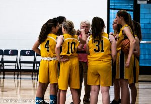 MS Girls Basketball B1 v Maryvale 3 14 19