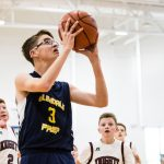 MS Boys Basketball B v Trivium 4 3 19