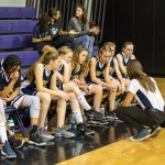 MS Girls A Basketball v North Pointe 4 6 19