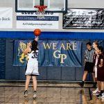 MS Girls Basketball B Blue v Odyssey 4 10 19