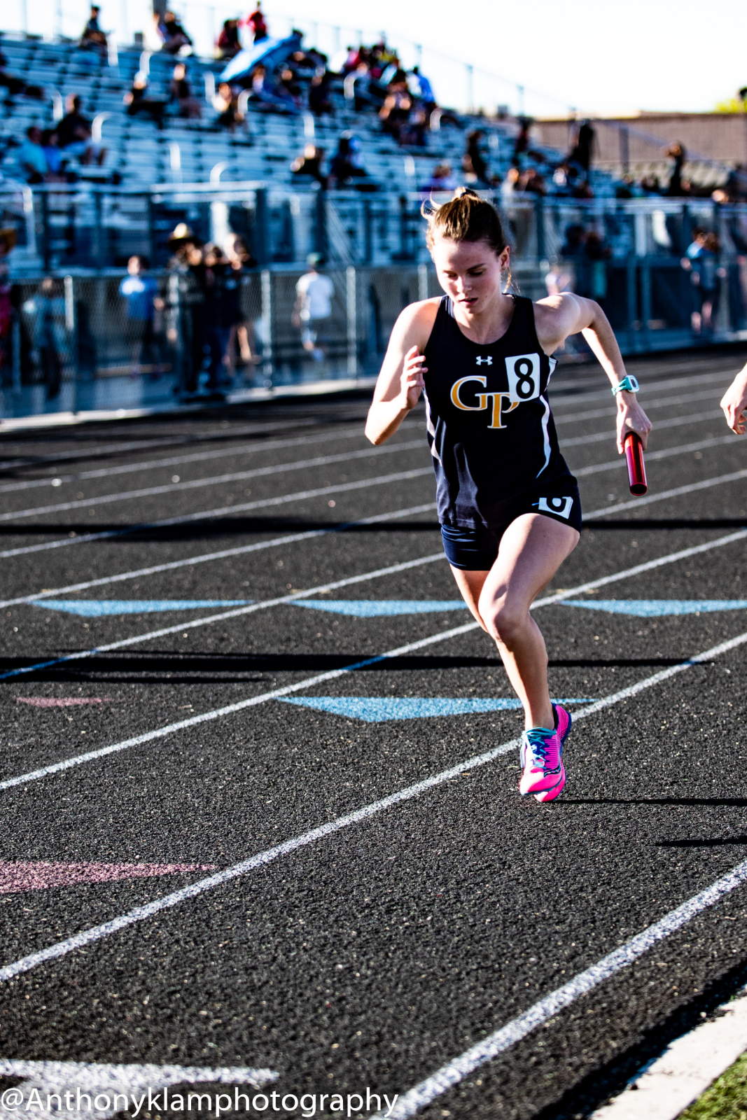 High School Varsity Track and Field Championships Finals TODAY!