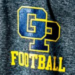 Glendale Prep Football Logo