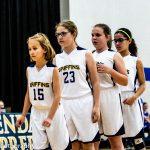 MS Girls Basketball B Blue v Tempe Playoff 4 26 19