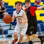 MS Boys B Basketball Playoff v Chandler 4 27 19