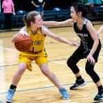 MS Girls Basketball B Gold Playoff v Chandler 4 27 19