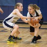 MS Girls Basketball A Playoffs v Chndlr 5 2 19