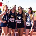 Varsity Track State Championships Day 1