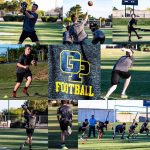 7 on 7 Football at Trivium today at 6PM