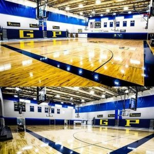 GP basketball court
