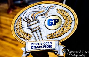 Blue & Gold Run 8 24 19