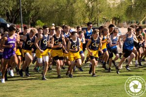 Varsity XC @ Scottsdale Prep Invite 9 4 19