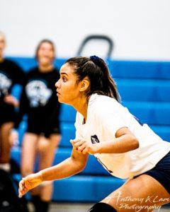 JV Volleyball v Veritas 9 4 19