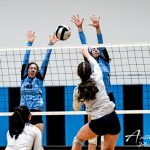 Varsity Volleyball v Veritas 9 4 19