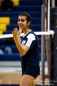 JV Volleyball v Northland 10 22 19