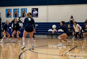 Varsity Volleyball v Scottsdale Prep 10 26 19