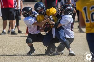 MS Football v Imagine Prep 11 2 19
