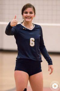 Varsity JV Volleyball v Valley Lutheran 10 29 19