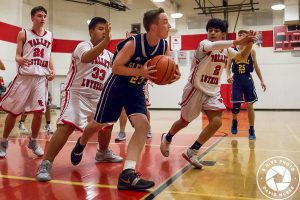 JV Boys Basketball v Valley Lutheran 12 10 19