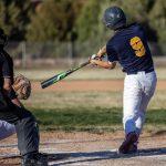 boy batting