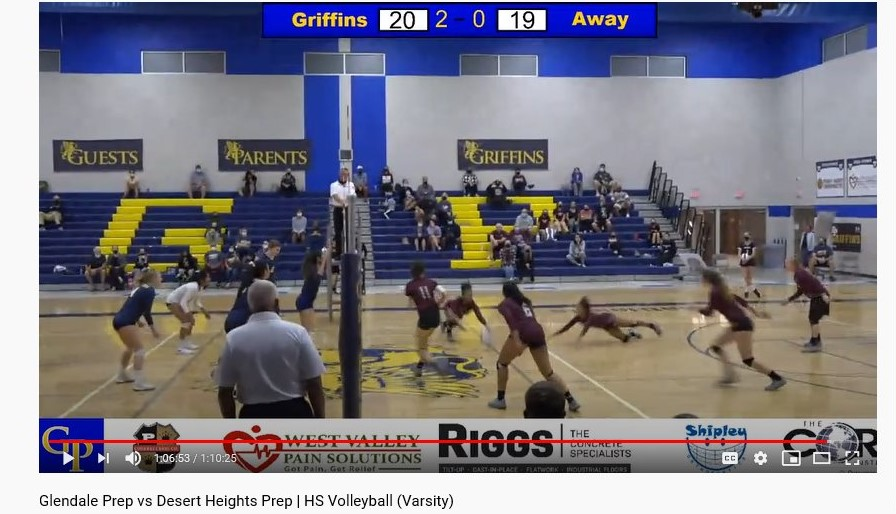 Volleyball Recap + GSN Network