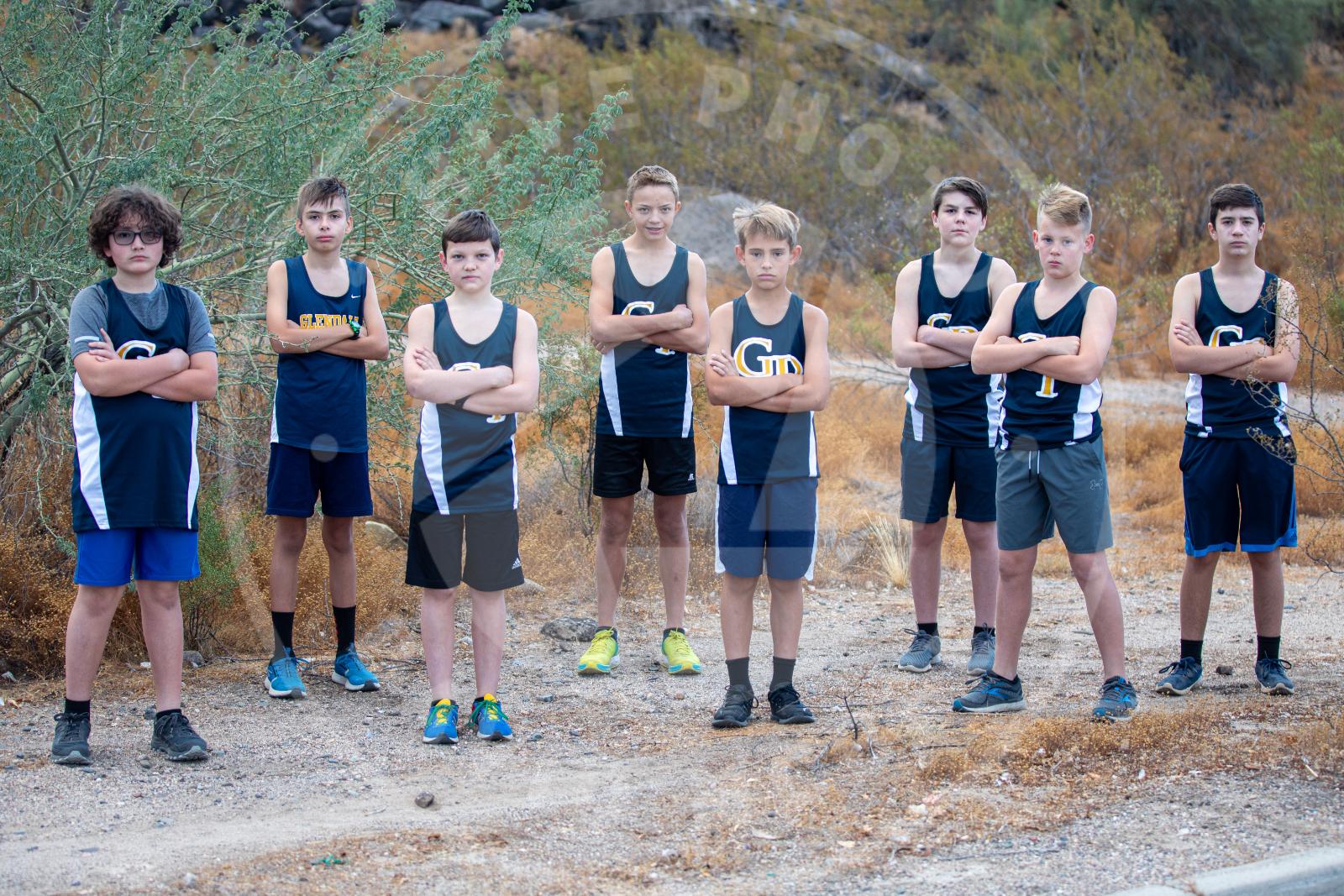 boy cross country team pic