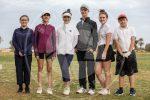 golf team portrait