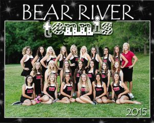 Bear River High School Tennis Team