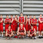2015-16 Boys' Basketball Team