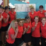 Girls Golf Make It 3 In A Row