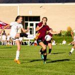 Bear River High School Girls Varsity Soccer falls to Logan High School 4-1