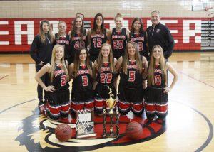 2015 Region Champs Girls Basketball